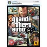 Rockstar Grand Theft Auto IV GTA Game PC