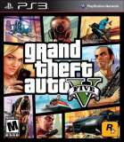 Rockstar Grand Theft Auto V PS3 Playstation 3 Game