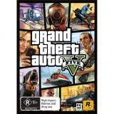 Rockstar Grand Theft Auto V PC Game