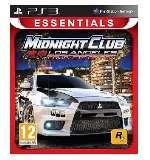 Rockstar Midnight Club LA Complete Edition PS3 Playstation 3 Game