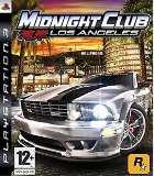Rockstar Midnight Club Los Angeles PS3 Playstation 3 Game