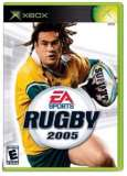 Electronic Arts Rugby 2005 Xbox Game