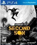 SCE Infamous Second Son PS4 Playstation 4 Game