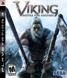 Sega Viking Battle For Asgard PS3 Playstation 3 Game