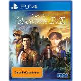 Sega Shenmue I and II PS4 Playstation 4 Game