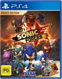 Sega Sonic Forces Bonus Edition PS4 Playstation 4 Game