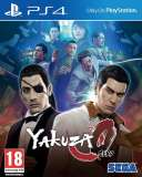 Sega Yakuza 0 PS4 Playstation 4 Game