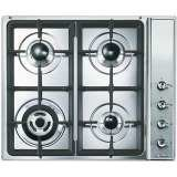 Smeg CIR66XS3 Kitchen Cooktop