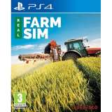Soedesco Real Farm Sim PS4 Playstation 4 Game