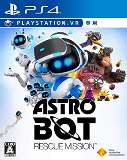Sony Astro Bot Rescue Mission PS4 Playstation 4 Game