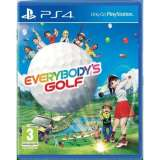Sony Everybodys Golf PS4 Playstation 4 Game
