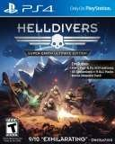 Sony Helldivers Super-Earth Ultimate Edition PS4 PlayStation 4 Game