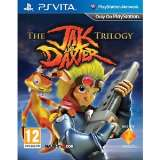 Sony Jak and Daxter Trilogy PS Vita Game