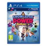 Sony Knowledge Is Power PS4 Playstation 4 Game