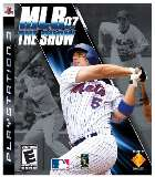 Sony MLB 07 The Show PS3 Playstation 3 Game