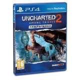 Sony Uncharted 2 Among Thieves Remastered PS4 Playstation 4 Game