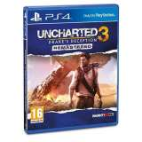 Sony Uncharted 3 Drakes Deception Remastered PS4 Playstation 4 Game