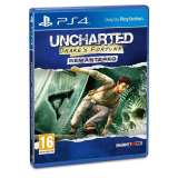 Sony Uncharted Drakes Fortune Remastered PS4 Playstation 4 Game