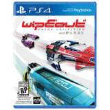 Sony Wipeout Omega Collection PS4 Playstation 4 Game