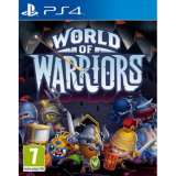Sony World of Warriors PS4 Playstation 4 Game