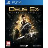 Square Enix Deus Ex Mankind Divided PS4 Playstation 4 Game