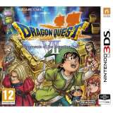 Square Enix Dragon Quest VII Fragments Of The Forgotten Past Nintendo 3DS Game