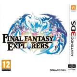 Square Enix Final Fantasy Explorers Nintendo 3DS Game
