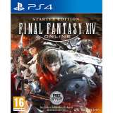 Square Enix Final Fantasy XIV Starter Edition PS4 Playstation 4 Game
