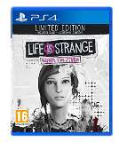 Square Enix Life Is Strange Before The Storm Limited Edition PS4 Playstation 4 Game