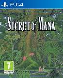 Square Enix Secret of Mana PS4 Playstation 4 Game