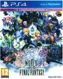 Square Enix World of Final Fantasy Limtied Edition PS4 Playstation 4 Game