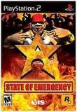 Rockstar State of Emergency PS2 Playstation 2 Game