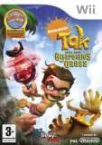 THQ Tak and the Guardians of Gross Nintendo WII Game