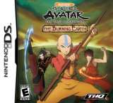 THQ Avatar The Last Airbender Burning Earth Nintendo 3DS Game