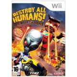 THQ Destroy All Humans Big Willy Unleashed Nintendo Wii Game