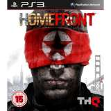 THQ Homefront PS3 Playstation 3 Game