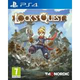 THQ Locks Quest PS4 Playstation 4 Game