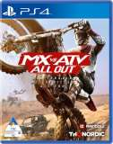 THQ MX vs ATV All Out PS4 Playstation 4 Game