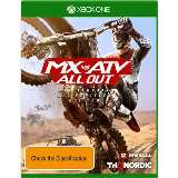 THQ MX vs ATV All Out Xbox One Game