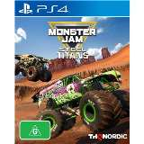 THQ Monster Jam Steel Titans PS4 Playstation 4 Game