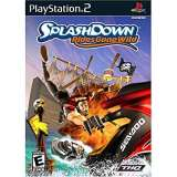 THQ Splashdown Rides Gone Wild PS2 Playstation 2 Game