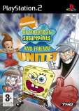 THQ Spongebob Square Pants and Friends Unite PS2 Playstation 2 Game
