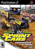 THQ Sprint Cars 2 Showdown at Eldora PS2 Playstation 2 Game