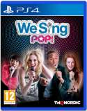THQ We Sing Pop PS4 Playstation 4 Game