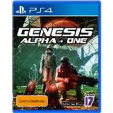 Team17 Software Genesis Alpha One PS4 Playstation 4 Game