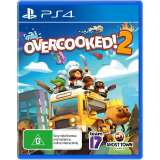 Team17 Software Overcooked 2 PS4 Playstation 4 Game