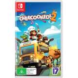 Team17 Software Overcooked 2 Nintendo Switch Game