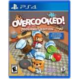 Team17 Software Overcooked Gourment Edition PS4 Playstation 4 Game