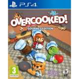 Team17 Software Overcooked Gourmet Edition PS4 Playstation 4 Game