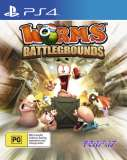 Team17 Software Worms Battlegrounds PS4 Playstation 4 Game